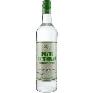 Polmos Rectified Spirit - 192 Proof Grain Alcohol - Spirytus Rektyfikowany