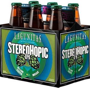 Lagunitas StereoHopic IPA