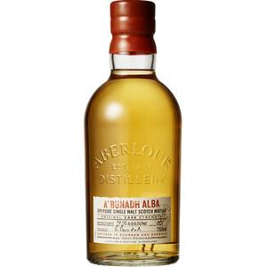 Aberlour - A'Bunadh Alba Original Cask Strength - Single Malt Scotch Whisky