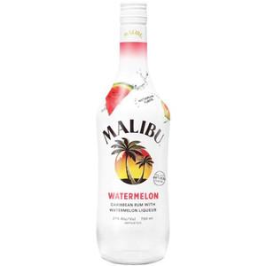 Malibu Watermelon Flavored Rum