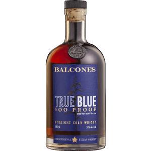 Balcones True Blue 100 Proof Straight Corn Whiskey