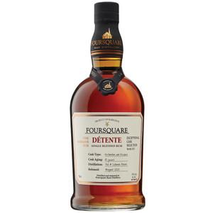 Foursquare Detente Single Blended Rum