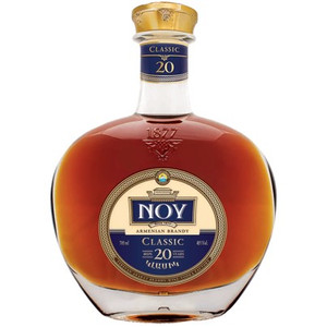 Noy Classic 20 Year Armenian Brandy
