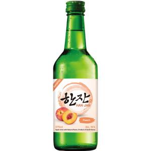 Han Jan Peach Shochu Wine
