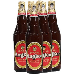 Angkor Premium Beer