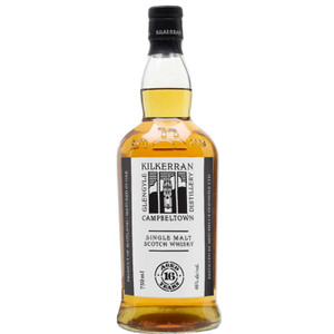 Kilkerran Heavily Peated Single Malt Scotch Whisky