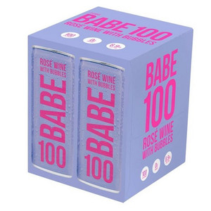 Babe 100 Rose With Bubbles
