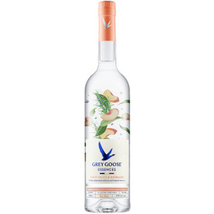 Grey Goose Essences - Whtie Peach & Rosemary Vodka
