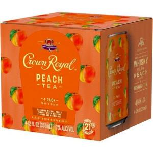 Crown Royal - Peach Tea
