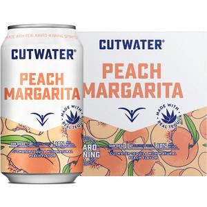 CutWater Spirits - Peach Margarita