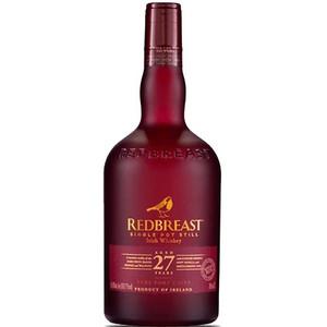 Redbreast 27 Year Single Pot Still Irish Whiskey