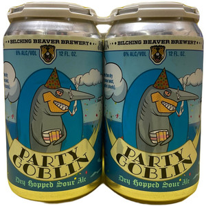Belching Beaver - Party Goblin - Dry Hopped Sour Ale