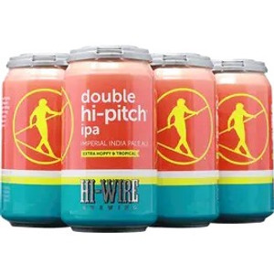 Hi-Wire Brewing - Double Hi-Pitch IPA
