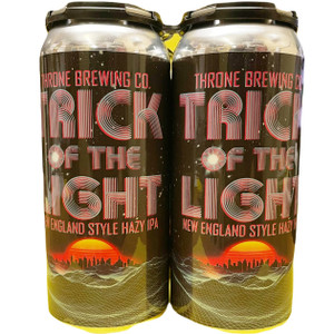 Throne Brewing Co. - Trick Of The Light - New England Style Hazy IPA