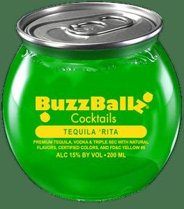 BuzzBalls - Tequila 'Rita