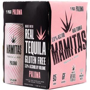 Mamitas Tequila & Soda Hard Seltzer - Paloma