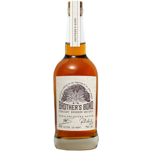 Brother's Bond Straight Bourbon Whiskey