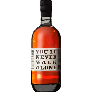 """Widow Jane """"You'll Never Walk Alone"""" Limited Release 10 Year Straight Bourbon Whiskey"""