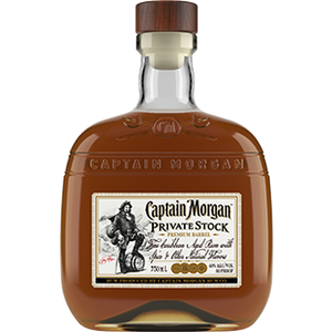 Captain Morgan Private Stock Spiced Rum