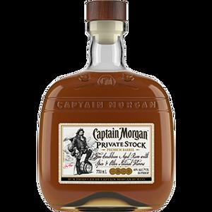 Captain Morgan Private Stock Spiced Rum