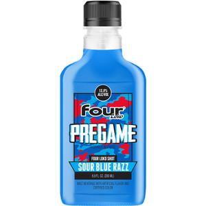 Four Loko Pregame - Sour Blue Razz