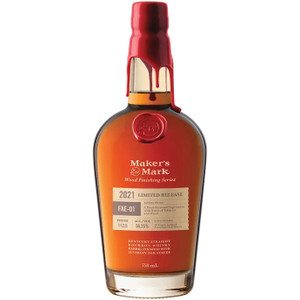 Maker's Mark Wood Finishing Series - 2021 Limited Release FAE-01 - Kentucky Straight Bourbon Whiskey