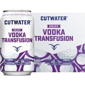 CutWater Spirits - Grape Vodka Transfusion