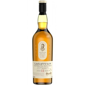 Lagavulin 11 Year Offerman Edition Single Malt Scotch Whisky Finished in Guinness Casks