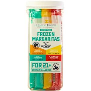 Cutwater Frozen Margaritas Variety Pack