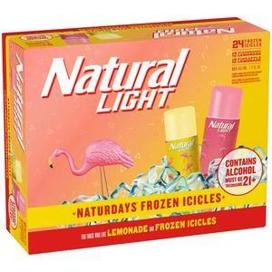 Natural Light Naturdays Frozen Icicles