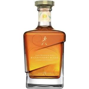 John Walker & Sons Bicentenary Blend - 28 Year Blended Scotch Whisky
