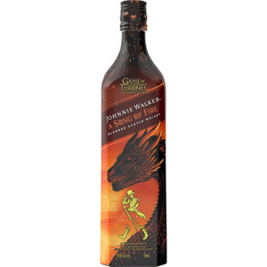 Johnnie Walker - A Song Of Fire - Blended Scotch Whisky