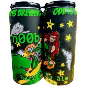 ODD13 Brewing - noob Hazy Pale Ale