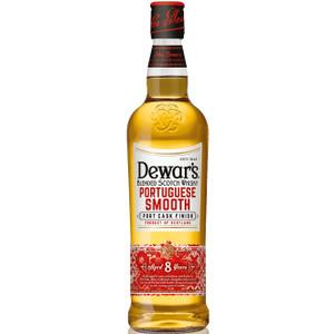 Portuguese Smooth Port Cask Finish Blended Scotch Whisky