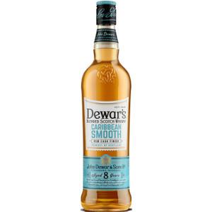 Dewar's - Caribbean Smooth Rum Cask Finish - Blended Scotch Whisky
