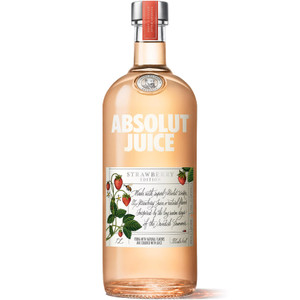 Absolut Juice - Strawberry Edition