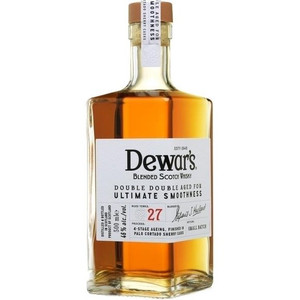 Dewar's - 27 Year Double Double Aged - Blended Scotch Whisky