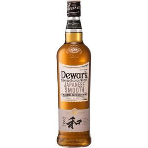 Dewar's - Japanese Smooth 8 Year Mizunara Oak Finished Blended Scotch Whisky