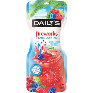 Daily's Fireworks Frozen Cocktail