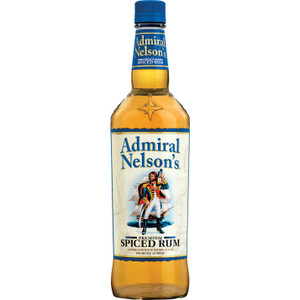 Admiral Nelson's Spiced Rum