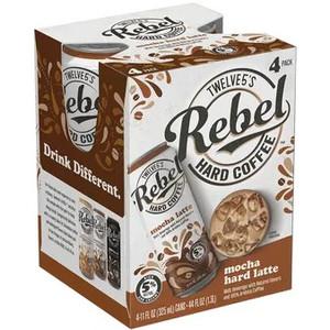 Rebel Mocha Hard Latte