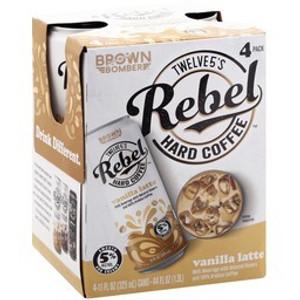 Rebel Vanilla Hard Latte
