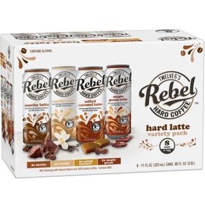 Rebel Hard Latte Variety Pack