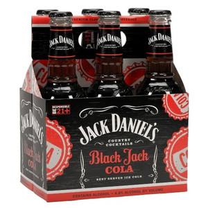 Jack Daniel's Country Cocktails - Black Jack Cola