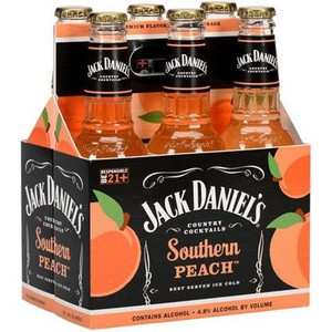 Jack Daniel's Country Cocktails - Southern Peach