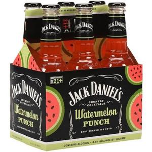 Jack Daniel's Country Cocktails - Watermelon Punch