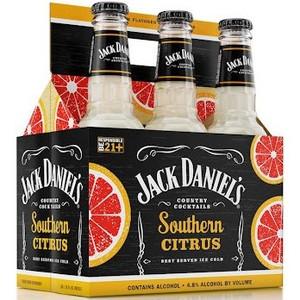 Jack Daniel's Country Cocktails - Southern Citrus