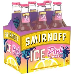 Smirnoff Ice Pink Lemonade