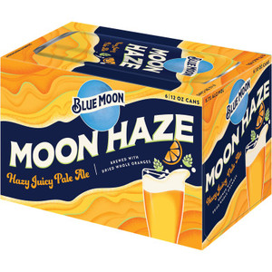 Blue Moon - Moon Haze - Hazy Juicy Pale Ale