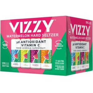 Vizzy Watermelon Variety Pack Hard Seltzer